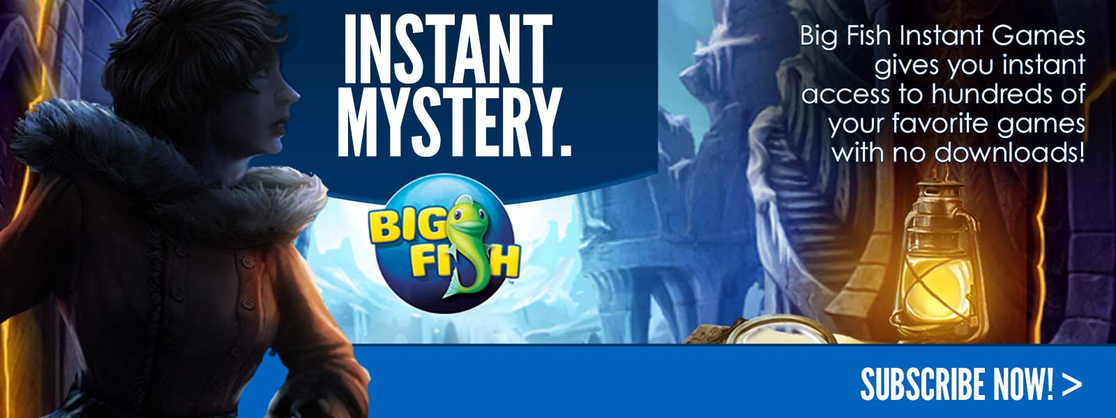 Big Fish Instant Games