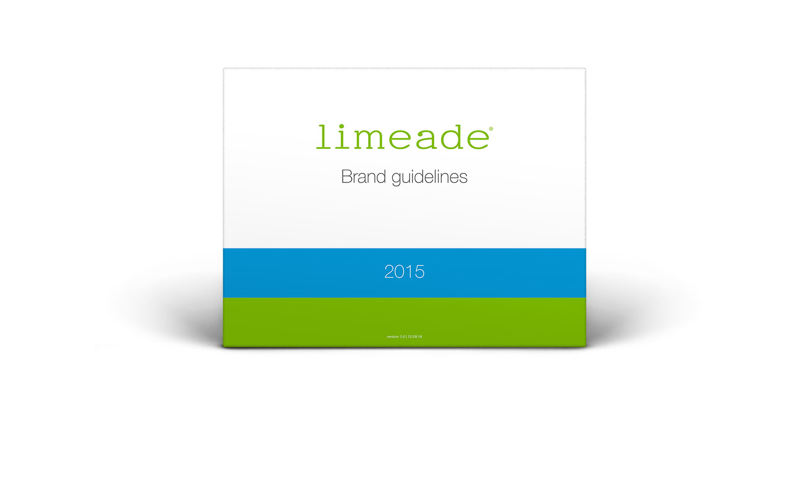 Limeade brand guidelines
